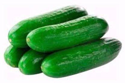 Огірок (гладкий), кг