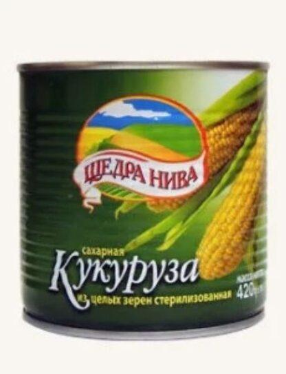 Кукурудза цукрова Щедра Нива, 0,420 г (х12)