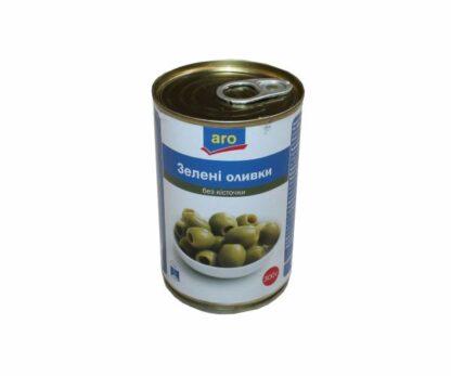 Оливки ARO б/к 0,115 кг, пак