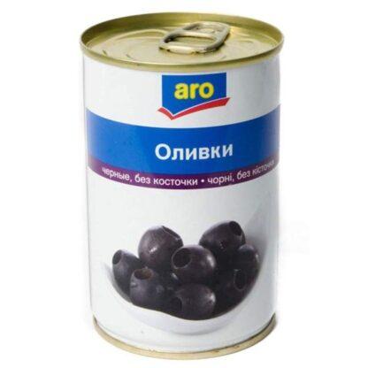 Маслини ARO б/к 0,115 кг, шт
