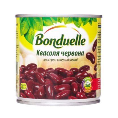 Квасоля червона ТМ Bonduelle ж/б 0,400 кг