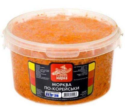 Морква по-корейські 3 кг
