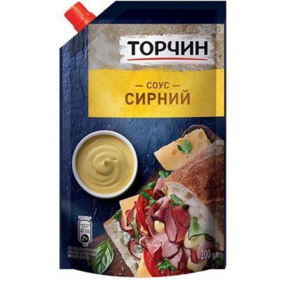 Соус Сирний Торчин д/п 0,200 кг