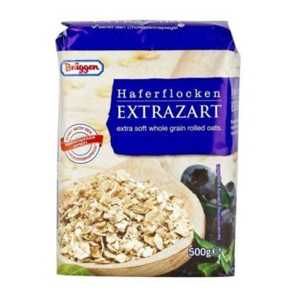 Пластівці вівсяні Bruggen Extrazart 0,5 кг, пак