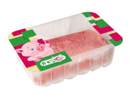 Свинина корейка без кістки П'ЯТАЧОК Люкс н/ф охолодж. лоток 1.100 кг