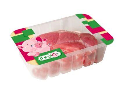 Свинина тазостегнова частина П'ЯТАЧОК окіст по-домашньому н/ф охолодж. лоток 0.700 кг, кг