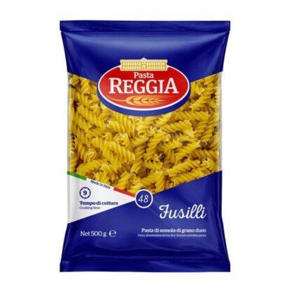 Макаронні вироби REGGIA Фузіллі (48) 0.500 кг, пак