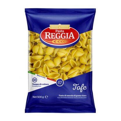 Макаронні вироби REGGIA Ракушки (62) 0.500 кг, пак