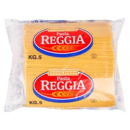 Макаронні вироби REGGIA Спагетті (19) 5.000 кг, пак