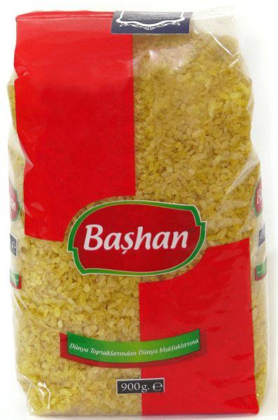 Булгур BASHAN пакет 0.900 кг, пак