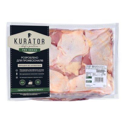 Куряче м'ясо ніжки без кістки KURATOR н/ф охолодж. в/у ~2,5 кг, кг