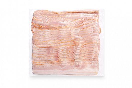 Свинина грудинка АРЛІЗ вар./копч. (слайсами) в/с в/у ~0.5 кг, кг